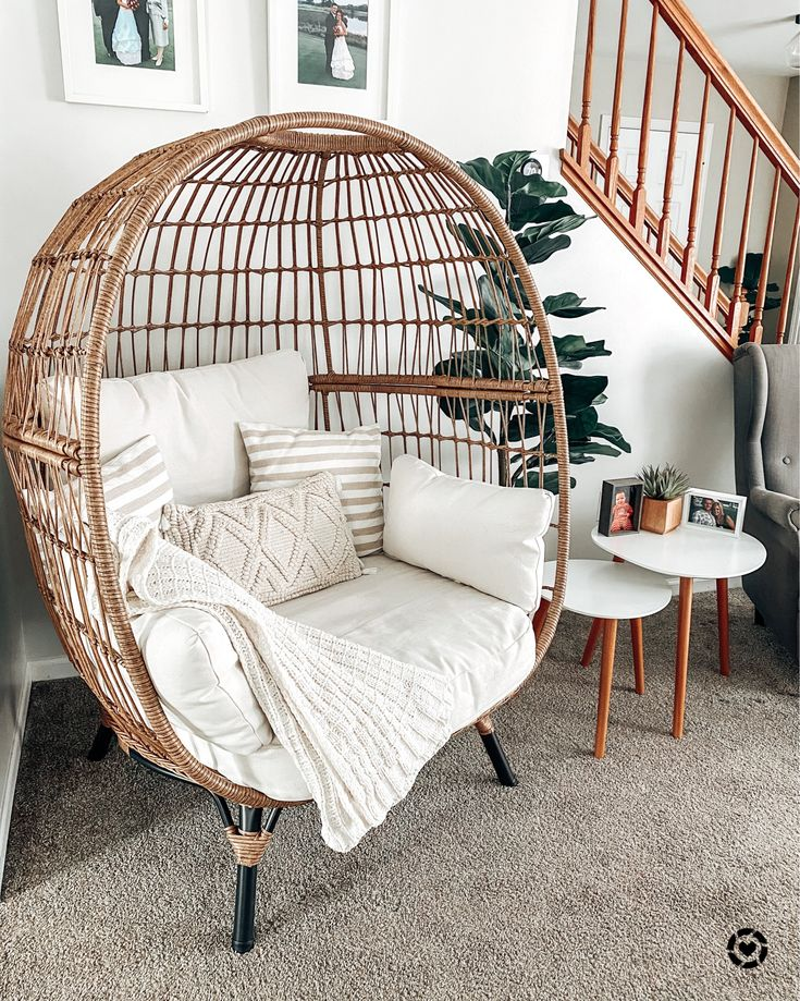 Opal house egg chair in 2020 Hanging chair living room