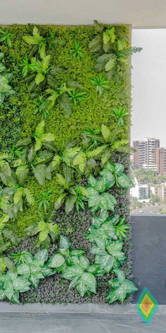 m s de 25 ideas incre bles sobre jardin vertical