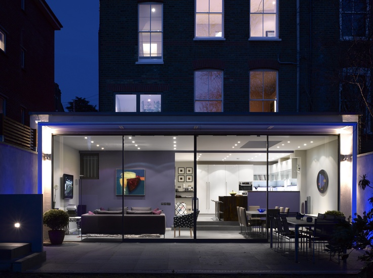 Rear #extension | Private House | London SW12 | Giles Pike Architects