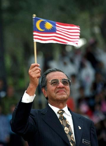 Dr. Mahathir Mohamad Ex-President of Malaysia