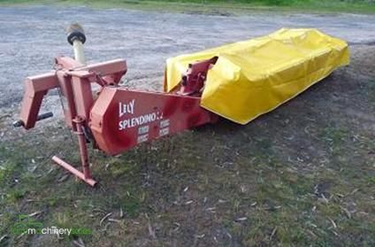 2000 Lely Splendimo 320 Hay & Silage in Victoria
