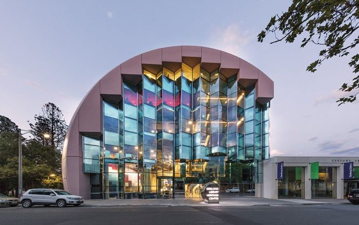 Geelong Library and Heritage Centre, Geelong, 2015 - ARM Architecture