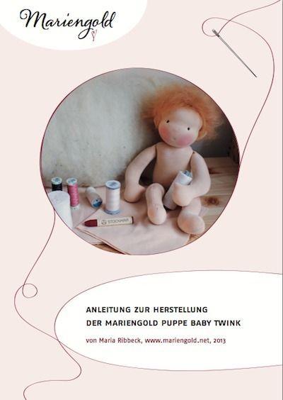 Baby Twink E-Book mit 3 Bonusschnitten von Mariengold  auf DaWanda.com
