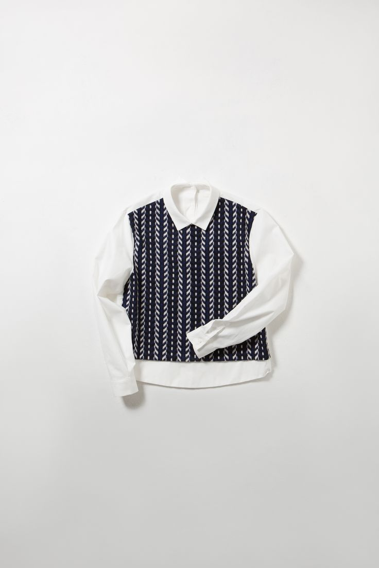 www.vicky-aiden.com Twill knit shirts