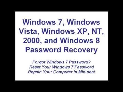 Windows 7 Password Reset When You Forgot Windows 7 Password --> www.youtube.com/watch?v=PWMxzlYhTGo