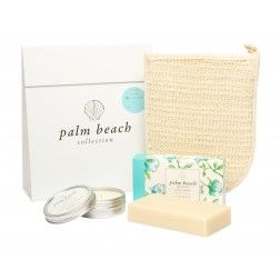 Palm Beach Collection french vanilla shower pack