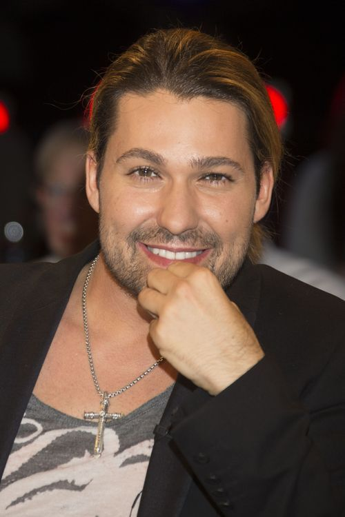 David Garrett Can't look at this photo and not smile back