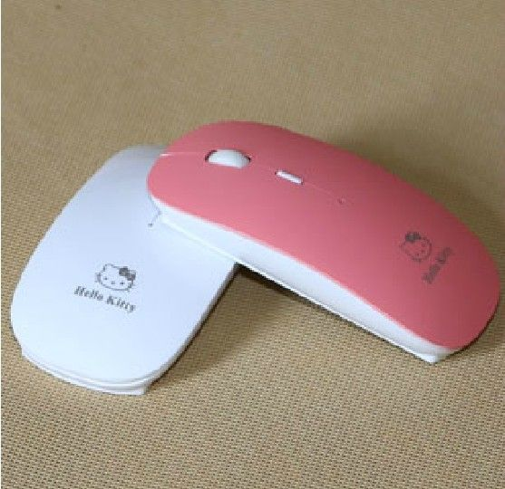 Hello Kitty Silent Wireless Mouse - Hello Kitty Mouse - Hello Kitty Stores