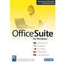 Encore - Office Suite with bonus PDF and Logo Design