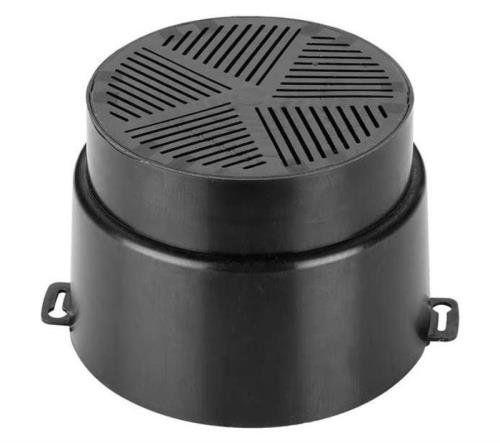 filtre de hotte à charbon universel pour diamètre 125 ou 153mm: Vente interdite aux mineurs. L'abus d'alcool est dangereux pour la santé. A…