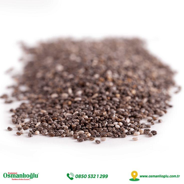 Nane familyasından bir bitkinin tohumları olan chia tohumu ülkemizde yeni yeni tanınmaya başlıyor olsa da binlerce yıldır tüketilmektedir ve bol proteinli yapısı ile oldukça besleyicidir.  Bu ürünü sepete at! %20 indirimi hemen al! #chiatohumu