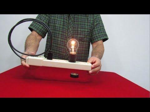 Free Energy Generator - Magnetic Resonator - Fake -Gerador de Energia Infinita - Ressonador - YouTube