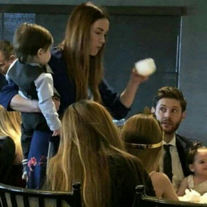 Jensen Ackles et Danneel Harris Ackles,Zeppelin Bram and Arrow Rhodes Ackles et justice Jay Ackles #Ackles Family