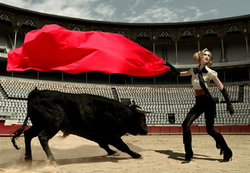 Melrose, Cycle 7: Bull Fighting