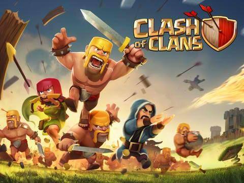 Clash Of Clans Bedava Çarlar (Yeni 2016)
