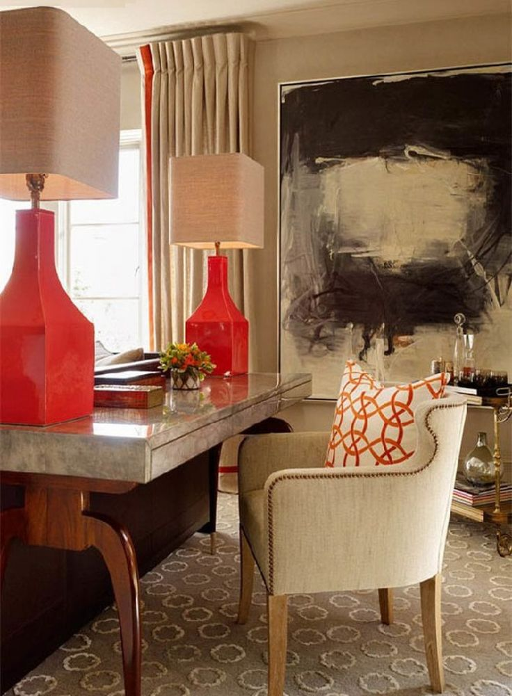 Μανταρινί, το χρώμα του χειμώνα για το σπίτι!! Χαρίζει ζωντάνια, ζεστασιά και ενέργεια!!