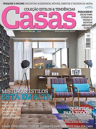 editora minuano revistas decorao casas estilos u tendncias col estilos u tendencias