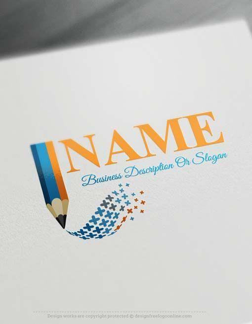 free logo maker writerlogo