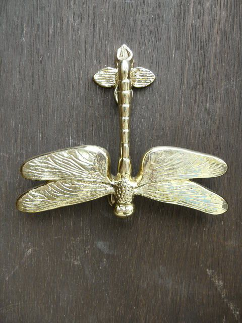 1000 images about door knockers knobs on pinterest door handles antique doors and lion - Dragonfly door knocker ...