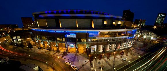 Time Warner Cable Arena  Charlotte, North Carolina