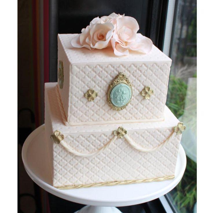 Gilded Age Wedding Cake 48 best Wedding