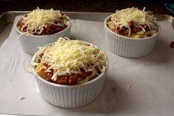 Individual Lasagnas | Our Family Eats