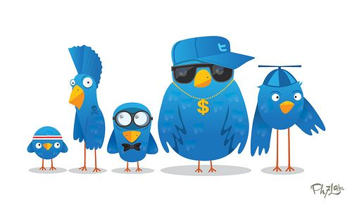 Tune in to what the world is saying with microblog sensation Twitter!