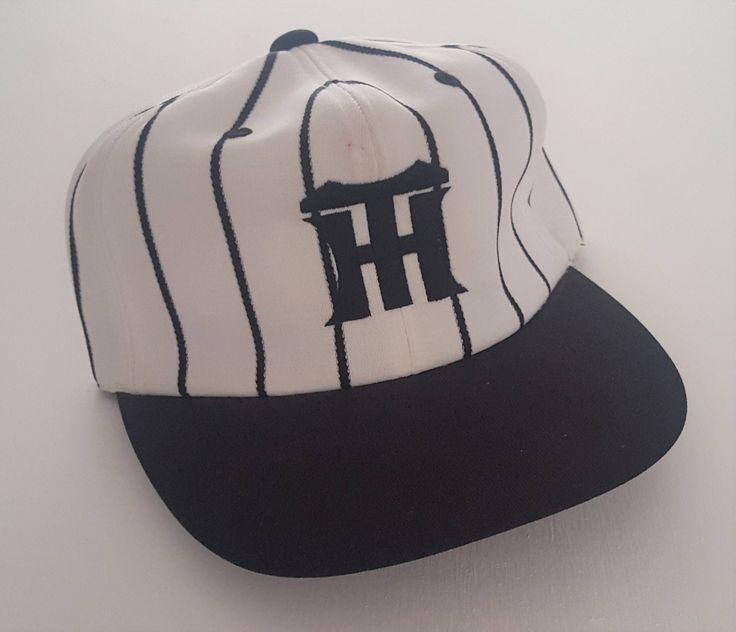 Vintage Hanshin Tigers Strapback Hat VTG by StreetwearAndVintage on Etsy