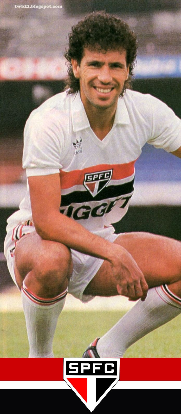 Careca, 1987, in the São Paulo FC