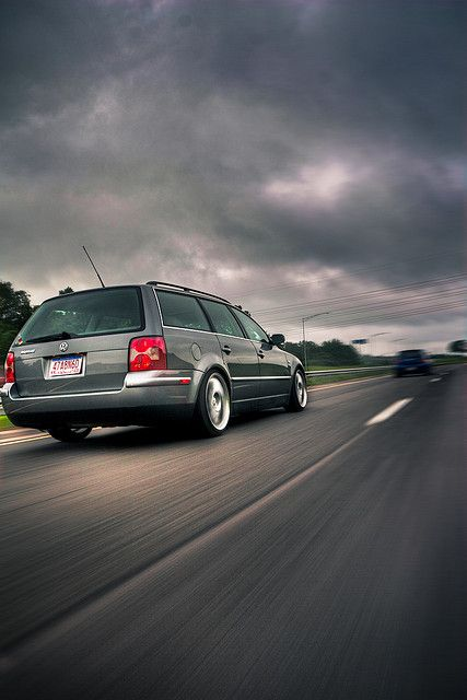Slammed VW Passat Wagon | Slammed VW Passat Wagon | Flickr - Photo Sharing! Wish mine looked this cool! I loved it, Craig hated it! Would have anther in a minute if I could !