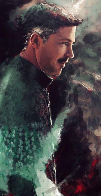 Petyr Baelish by wroniec.
