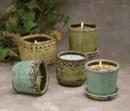 Swan Creek's Vintage Pottery pieces....