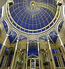 Syon Park - Great Conservatory designed by Charles Fowler in the 1820's.
