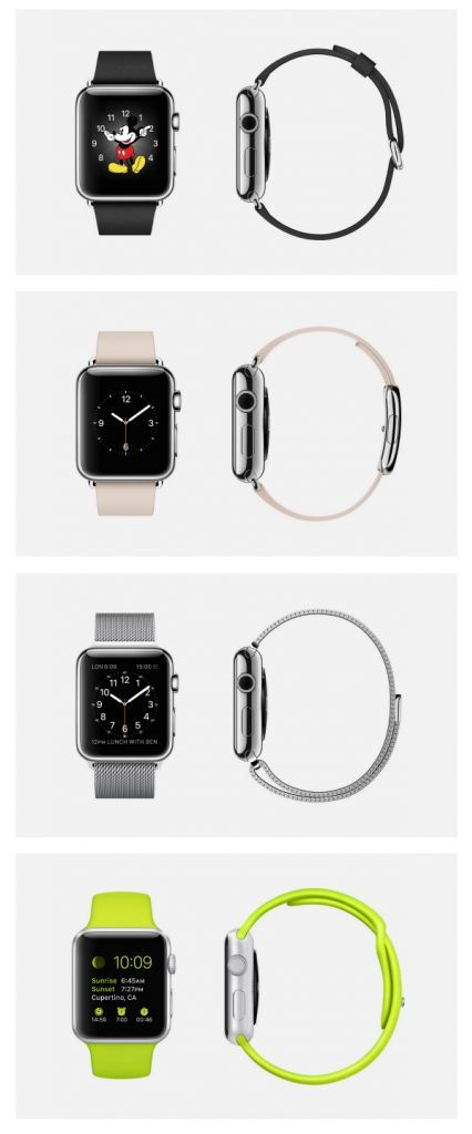 Apple Watch styles will range from sleek to sporty: Here's everything you need to know if you're thinking about getting one