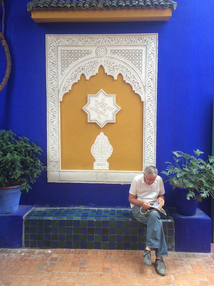 Jardim Majorelle, Marraquexe, Marrocos | Viaje Comigo