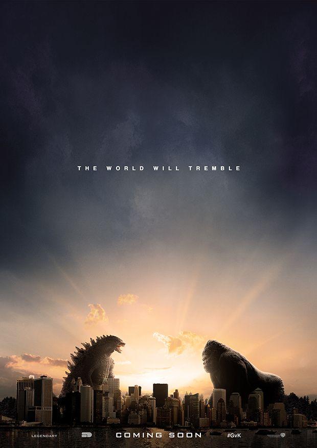 Godzilla vs. Kong Teaser by sahinduezguen on DeviantArt