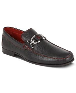 Donald Pliner Dacio Bit Loafers - Black 10.5M