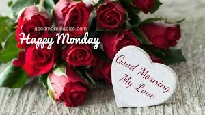 Image result for good morning happy monday images