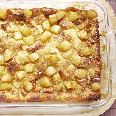 Pineapple Bread Pudding, an ono dessert for any occasion.