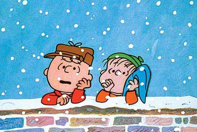 Its Holiday Month at The Aristocrat!  Linus Van Pelt: Of all the Charlie Browns in the world youre the Charlie Browniest. #RealIn #Pantophobia #HappyHolidays #HappyChanukah #MerryChristmas  #Film #Filmmaking #Filmmakers #TV #Television #Writing #Screenwriting #HerosJourney #HoorayForHollywood #OnceMoreWithFeeling #ClassicHollywood #GoldenHollywood #UnpackYourAdjectives#WriteAtYourOwnPeril #ACharlieBrownChristmas #CharlesMShultz #BilMelendez #LeeMendelson #VinceGuaraldi #Snoopy