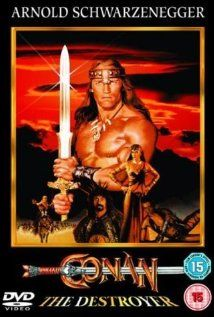 """""""Conan the Destroyer"""" - 1984  Love this one as much as the first."""