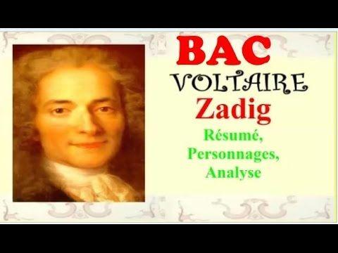 Zadig ou la Destinée est un roman mais aussi un conte philosophique de Voltaire, publié pour la première fois en 1747 sous le nom de Memnon. Livre audio : ht...