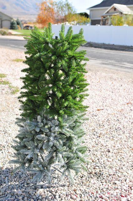 DIY Til We Die: Flocking your own artificial tree!