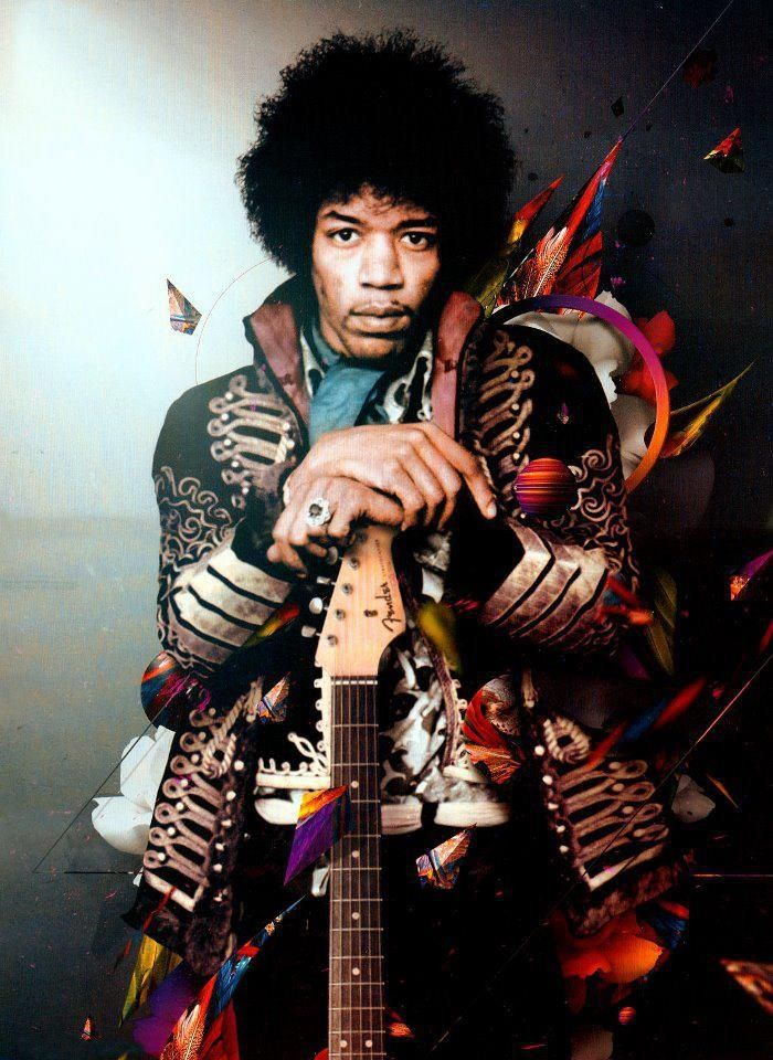 Electric Gypsy (Jimi Hendrix)