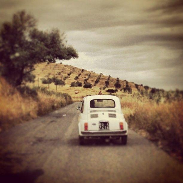 #Fiat #onboardFiat #Italy #heritage #oldFiat #Fiat500