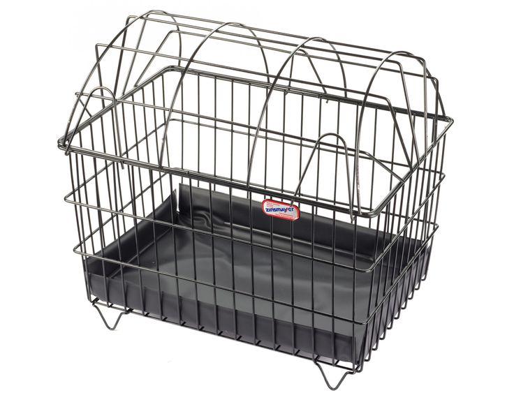 Zinsmayer dog basket black
