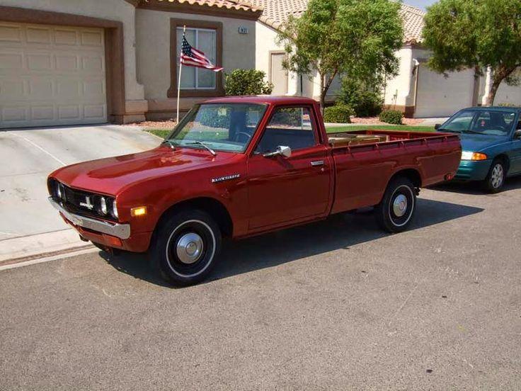 15 best Datsun pickup images on Pinterest | Mini trucks ...
