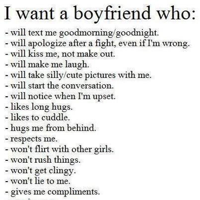 Girls Guys Things Like Do That