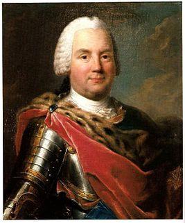 Юзеф Антоний Сологуб (1709-1781 ) — гос. деятель Великого княжества Литовского