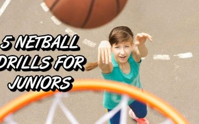 6 Must Try Netball Drills For Juniors